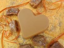 Savon gourmand : Caramel