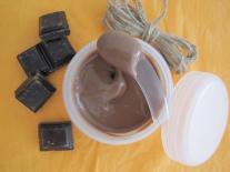 Masque capillaire nutritif au Chocolat au lait