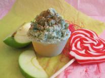 Cupcake soap à la Pomme