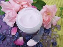Crème anti-âge Rose & Violette pour peaux sèches et sensibles