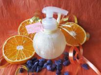 Savon liquide Orange & Mûre