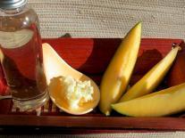 Baume nourrissant pour les cheveux Baobab & Mangue